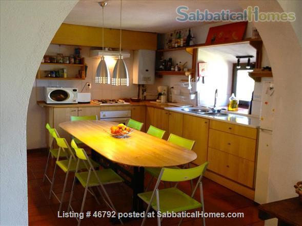 17th century converted farmhouse for 2 - 6 people to rent in World Heritage site of Serra de Sintra, Portugal Home Rental in Colares, Lisboa, Portugal 4