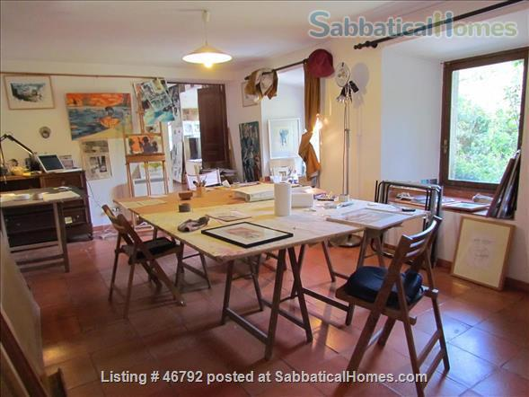 17th century converted farmhouse for 2 - 6 people to rent in World Heritage site of Serra de Sintra, Portugal Home Rental in Colares, Lisboa, Portugal 8