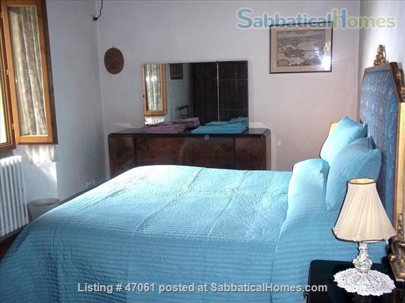 Two lovely Tuscan apartments with patio and garden in villa close to Florence in Chianti Valdarno Home Rental in Città Metropolitana di Firenze, Toscana, Italy 0