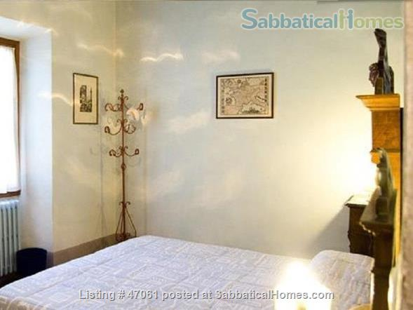 Two lovely Tuscan apartments with patio and garden in villa close to Florence in Chianti Valdarno Home Rental in Città Metropolitana di Firenze, Toscana, Italy 6
