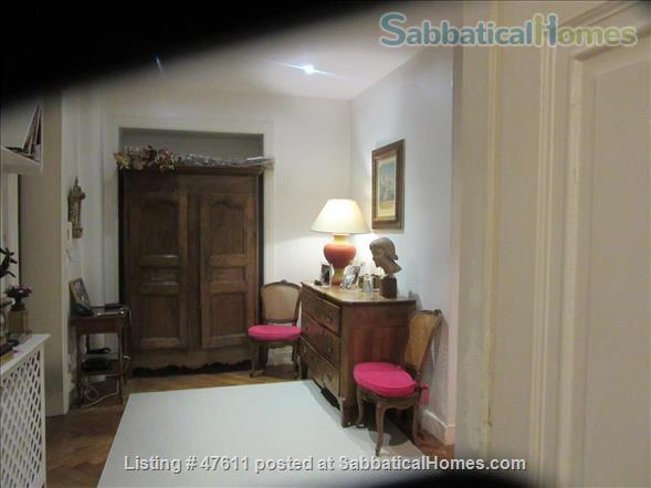 First class  charming apartment located in the residential area in  Lyon  France - 2 bedrooms - outstanding location Home Rental in Lyon, RA, France 0