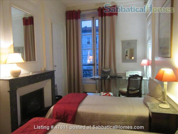 First class  charming apartment located in the residential area in  Lyon  France - 2 bedrooms - outstanding location Home Rental in Lyon, RA, France 3