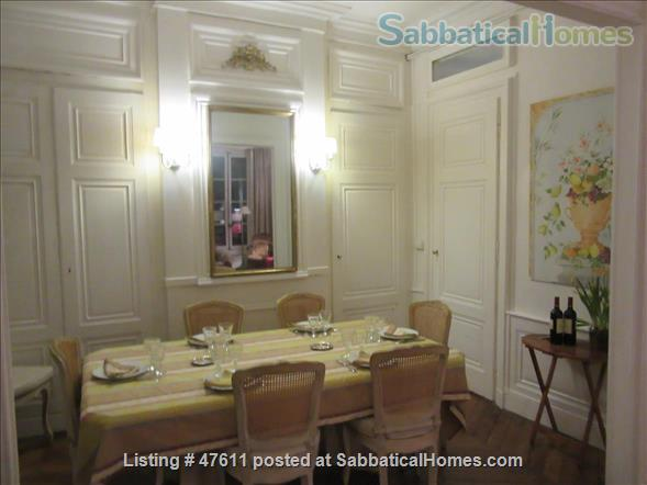 First class  charming apartment located in the residential area in  Lyon  France - 2 bedrooms - outstanding location Home Rental in Lyon, RA, France 4