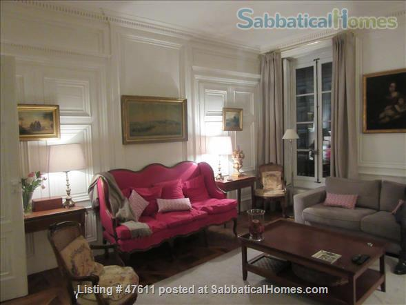 First class  charming apartment located in the residential area in  Lyon  France - 2 bedrooms - outstanding location Home Rental in Lyon, RA, France 5