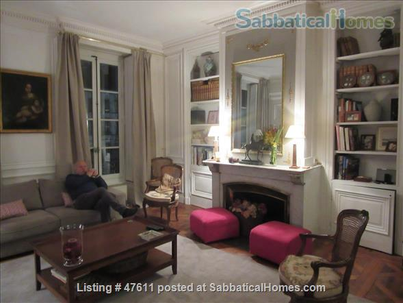 First class  charming apartment located in the residential area in  Lyon  France - 2 bedrooms - outstanding location Home Rental in Lyon, RA, France 6
