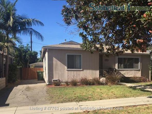 WEST LOS ANGELES NEAR UCLA BEAUTIFUL 3-BEDROOM HOME FULLY FURNISHED - All Utilities included Home Rental in Los Angeles, California, United States 9