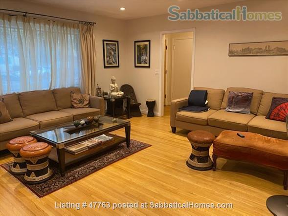 WEST LA NEAR UCLA BEAUTIFUL 3-BEDROOM HOME FULLY FURNISHED - With Utilities Home Rental in Los Angeles, California, United States 0