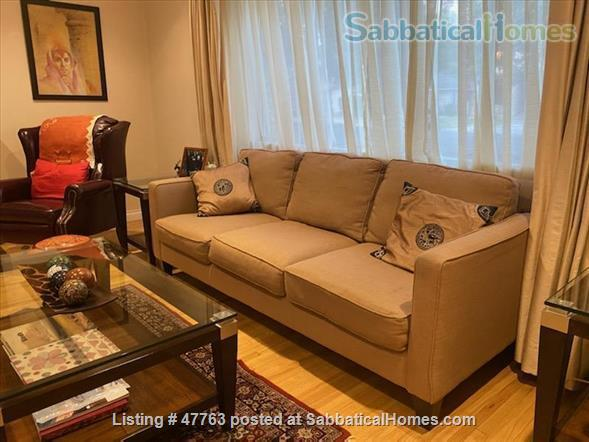 WEST LOS ANGELES NEAR UCLA BEAUTIFUL 3-BEDROOM HOME FULLY FURNISHED - All Utilities included Home Rental in Los Angeles, California, United States 2