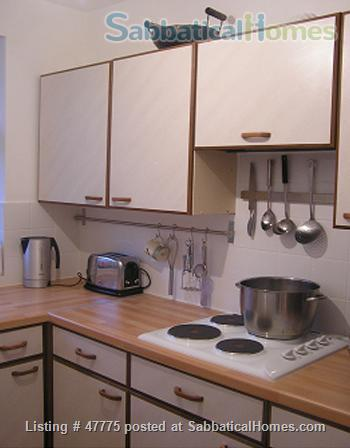 Lovely, light, spacious, 1-bed flat in Crystal Palace London SE 19 Home Rental in Greater London, England, United Kingdom 3