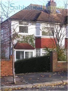 Lovely, light, spacious, 1-bed flat in Crystal Palace London SE 19 Home Rental in Greater London, England, United Kingdom 7
