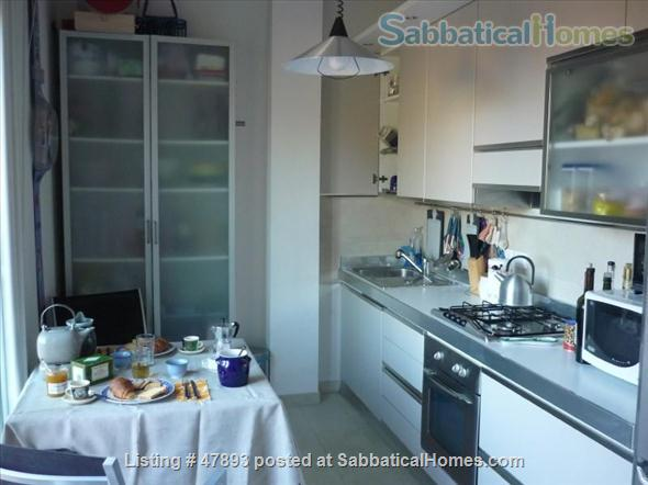 Cozy penthouse in center of the city, near the University of Bologna and Johns Hopkins University Home Rental in Bologna, Emilia-Romagna, Italy 2