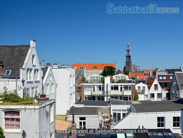 Expansive views and a glorious space to match Home Rental in Amsterdam 2