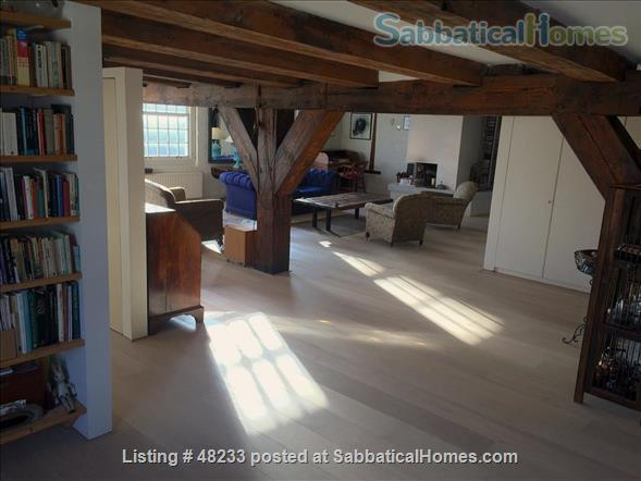 Expansive views and a glorious space to match Home Rental in Amsterdam 4