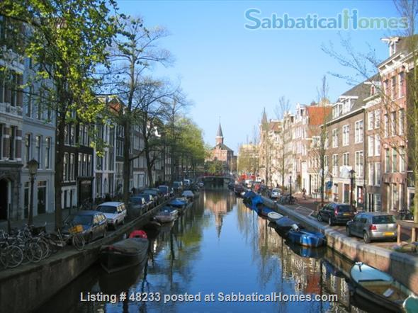 Expansive views and a glorious space to match Home Rental in Amsterdam 1
