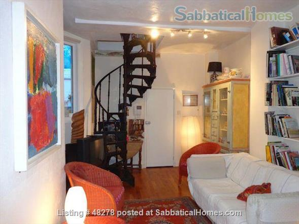 Artist's Flat with Private Roof Terrace for Rent in North London NW5  Home Rental in Greater London, England, United Kingdom 4