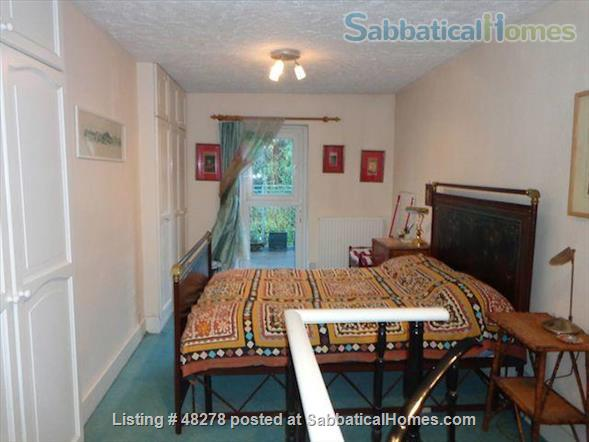 Artist's Flat with Private Roof Terrace for Rent in North London NW5  Home Rental in Greater London, England, United Kingdom 5