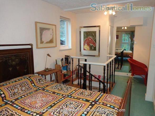 Artist's Flat with Private Roof Terrace for Rent in North London NW5  Home Rental in Greater London, England, United Kingdom 6