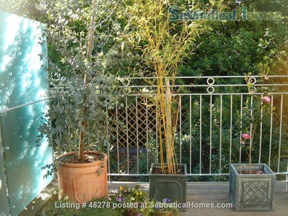 Artist's Flat with Private Roof Terrace for Rent in North London NW5  Home Rental in Greater London, England, United Kingdom 7