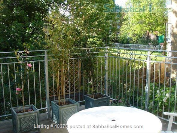 Artist's Flat with Private Roof Terrace for Rent in North London NW5  Home Rental in Greater London, England, United Kingdom 8