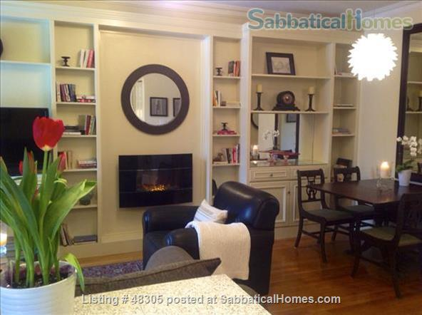 Beautiful 1 Bdrm Garden Suite with Porches in High Park -Swansea / Roncesvalles/Bloorwest area with a home away from home appeal Home Rental in Toronto, Ontario, Canada 1