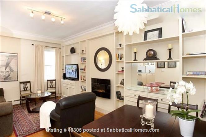 Beautiful 1 Bdrm Garden Suite with Porches in High Park -Swansea / Roncesvalles/Bloorwest area with a home away from home appeal Home Exchange in Toronto, Ontario, Canada 0