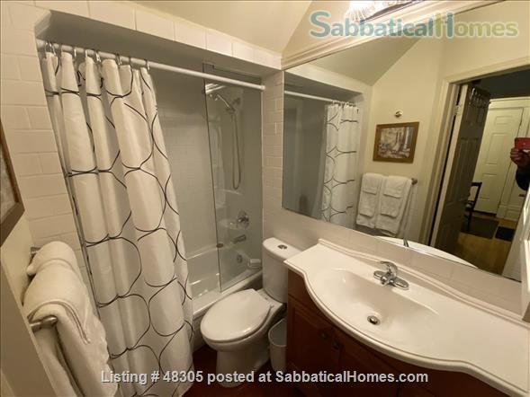 Beautiful 1 Bdrm Garden Suite with Porches in High Park -Swansea / Roncesvalles/Bloorwest area with a home away from home appeal Home Rental in Toronto, Ontario, Canada 4
