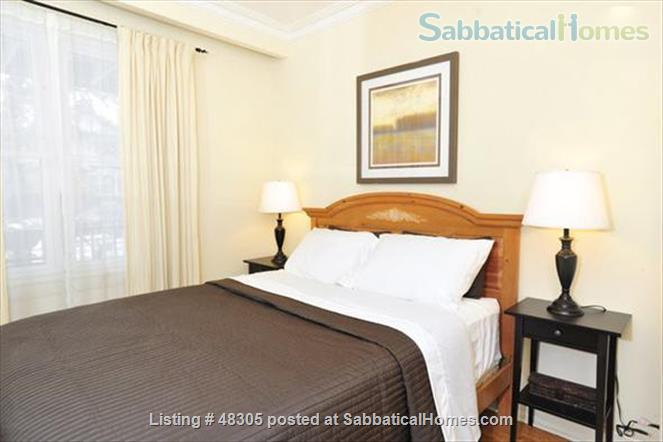 Beautiful 1 Bdrm Garden Suite with Porches in High Park -Swansea / Roncesvalles/Bloorwest area with a home away from home appeal Home Rental in Toronto, Ontario, Canada 5