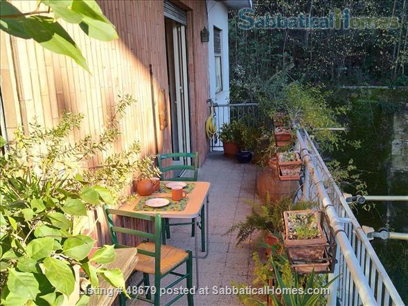 Professor's spacious 3 bedrooms apartment in Rome Home Rental in Roma, Lazio, Italy 9
