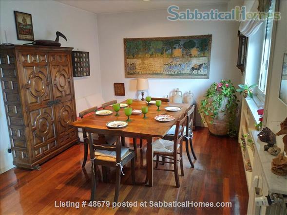 Professor's spacious 3 bedrooms apartment in Rome Home Rental in Roma, Lazio, Italy 2