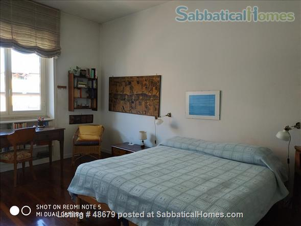 Professor's spacious 3 bedrooms apartment in Rome Home Rental in Roma, Lazio, Italy 3
