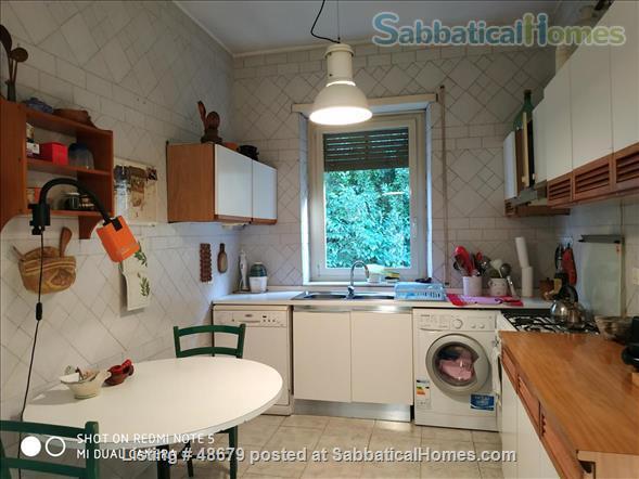 Professor's spacious 3 bedrooms apartment in Rome Home Rental in Roma, Lazio, Italy 5