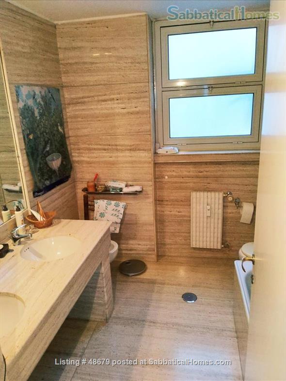 Professor's spacious 3 bedrooms apartment in Rome Home Rental in Roma, Lazio, Italy 8