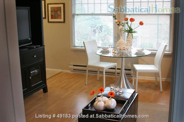 Professionally Furnished 1 BR in Best Vancouver Neighborhood Home Rental in Vancouver, British Columbia, Canada 0