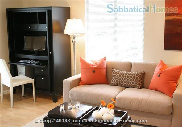 Professionally Furnished 1 BR in Best Vancouver Neighborhood Home Rental in Vancouver, British Columbia, Canada 1