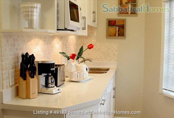 Professionally Furnished 1 BR in Best Vancouver Neighborhood Home Rental in Vancouver, British Columbia, Canada 3