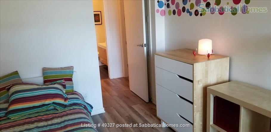KITS FURNISHED CONDO 2 BED/2 BATH + OFFICE--family-friendly, small pets OK Home Rental in Vancouver, British Columbia, Canada 5