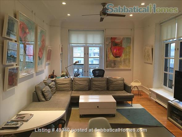 Upper West Side Apartment Summer Rental Home Rental in New York, New York, United States 1