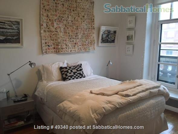 Upper West Side Apartment Summer Rental Home Rental in New York, New York, United States 4