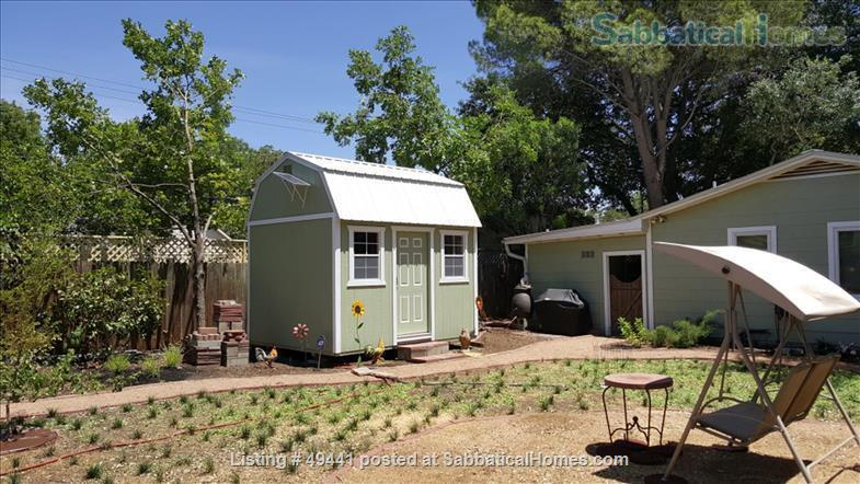 Quaint, Tidy, Fully Furnished Home in Hyde Park - 10 Minute Metro Ride to University of Texas Home Rental in Austin, Texas, United States 9