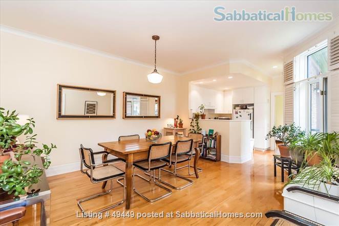 Sunny, renovated 2BR Mile End gem  Home Rental in Montreal, Quebec, Canada 3