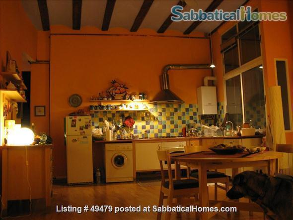 spacious flat in the historical center of Valencia (Spain) Home Rental in València, Comunidad Valenciana, Spain 2