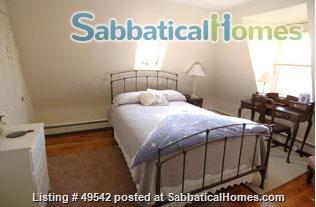 Furnished bedroom with private bath Home Rental in Cambridge, Massachusetts, United States 1