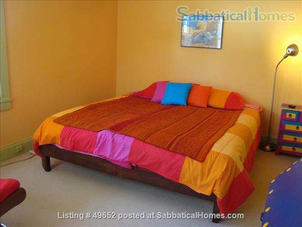 Fully Furnished 2-bedroom Craftsman house in the Rockridge District, Home Rental in Oakland, California, United States 6