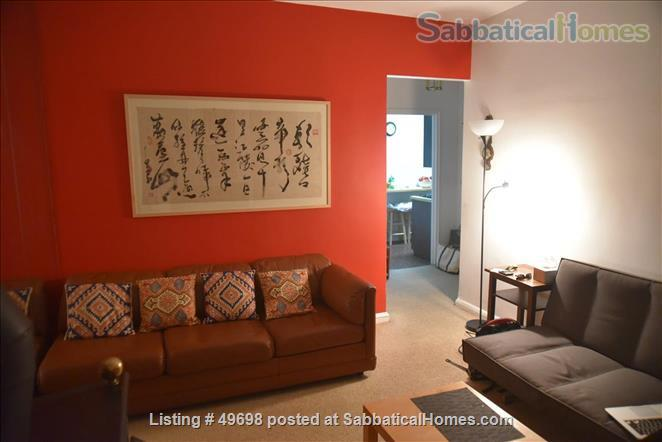 Lovely,  quiet one bedroom on the Upper East Side Home Rental in New York, New York, United States 1