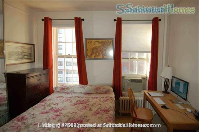 Lovely,  quiet one bedroom on the Upper East Side Home Rental in New York, New York, United States 3