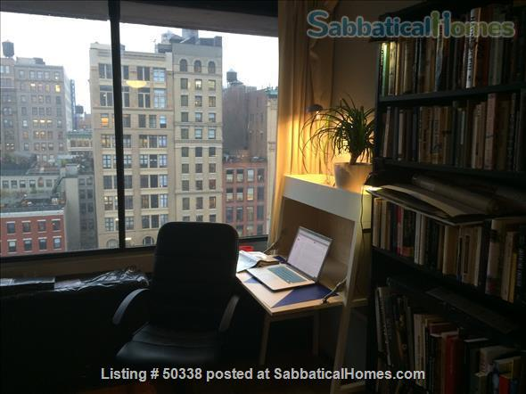 One-bedroom Apt. in Greenwich Village / Noho, Academic Year 2021-22 Home Rental in New York, New York, United States 0