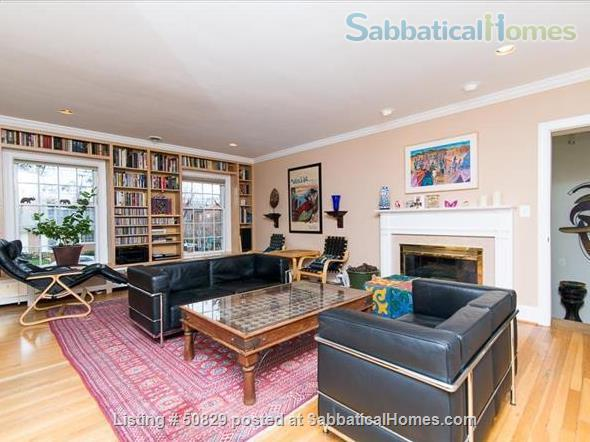 Comfortable  Convenient 5 Bedroom Home in Desirable Neighborhood of DC Home Rental in Washington, District of Columbia, United States 2