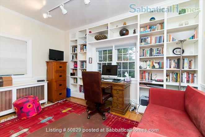 Comfortable  Convenient 5 Bedroom Home in Desirable Neighborhood of DC Home Rental in Washington, District of Columbia, United States 7