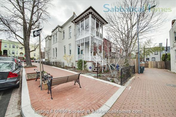 Fully furnished 1 BD apartment on Capitol Hill in Washington, D.C.; $2450/month, utilities included. Home Rental in Washington, District of Columbia, United States 9