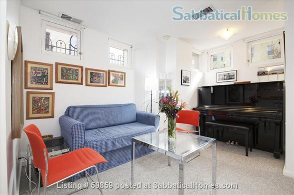 Fully furnished 1 BD apartment on Capitol Hill in Washington, D.C.; $2450/month, utilities included. Home Rental in Washington, District of Columbia, United States 4